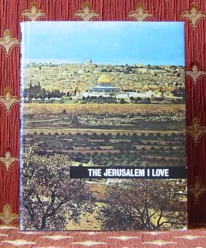 Image for THE JERUSALEM I LOVE