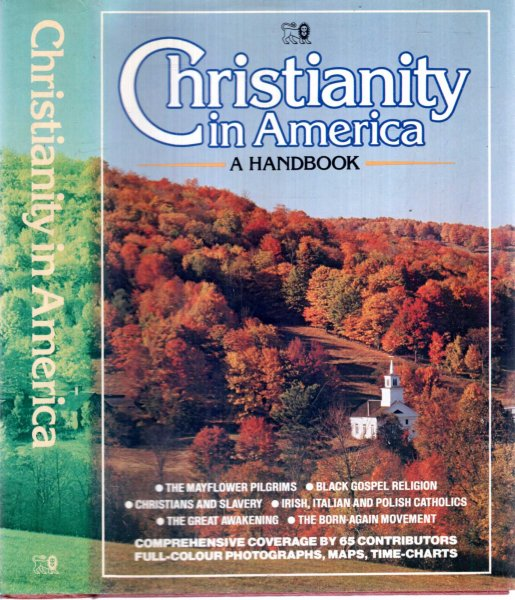 Image for CHRISTIANITY IN AMERICA, a handbook