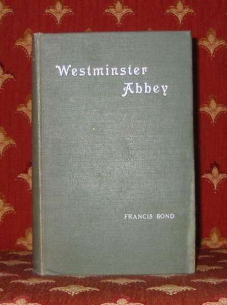 Image for WESTMINISTER ABBEY