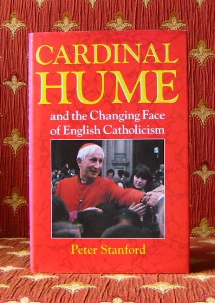 Image for CARDINAL HUME, and the changing face of English Catholicism