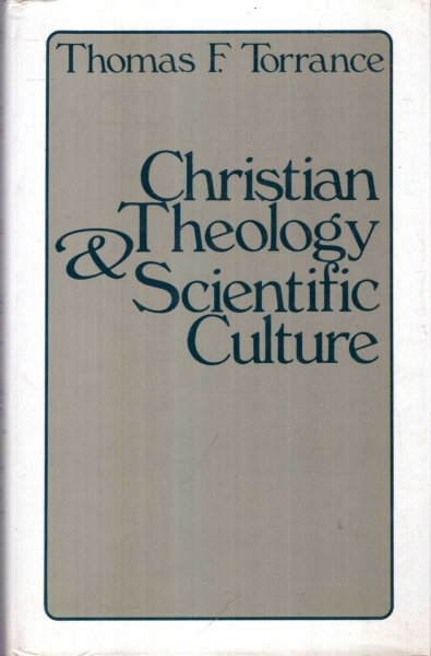 Image for CHRISTIAN THEOLOGY AND SCIENTIFIC CULTURE