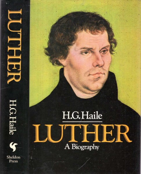 Image for LUTHER, a biography