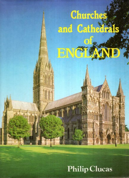 Image for CHURCHES AND CATHEDRALS OF ENGLAND