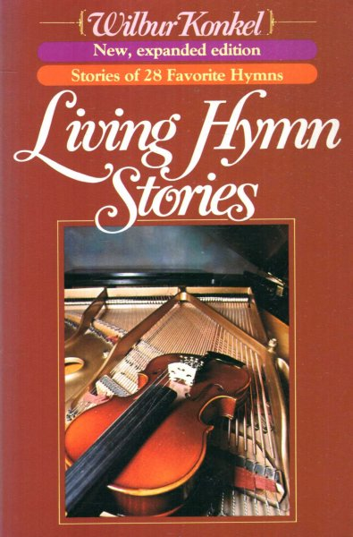 Image for LIVING HYMN STORIES
