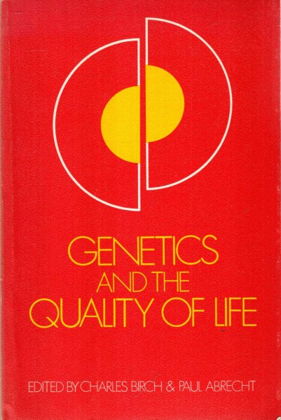 Image for GENETICS AND THE QUALITY OF LIFE