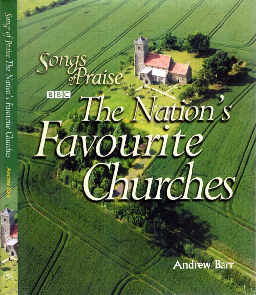 Image for THE NATION'S FAVOURITE CHURCHES