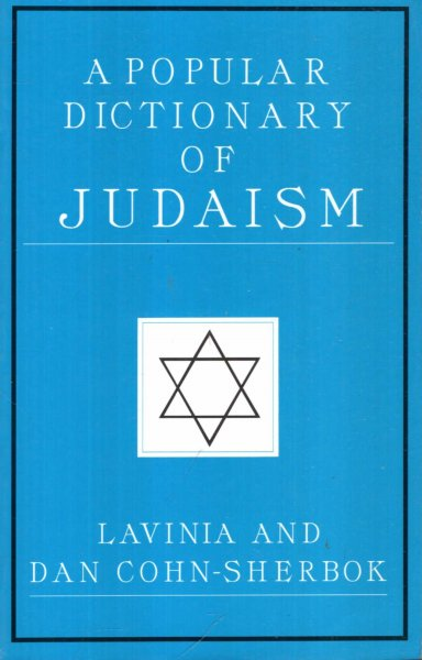 Image for A POPULAR DICTIONARY OF JUDAISM