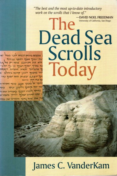 Image for THE DEAD SEA SCROLLS TODAY