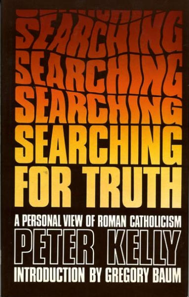 Image for SEARCHING FOR TRUTH a personal view of Roman Catholicism