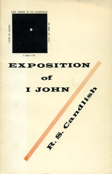 Image for EXPOSITION OF I JOHN