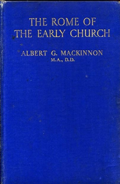 Image for THE ROME OF THE EARLY CHURCH