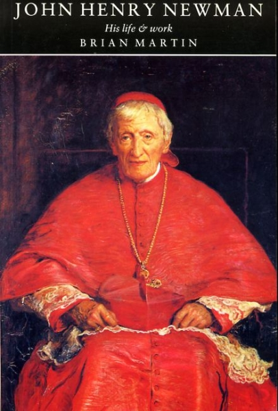 Image for JOHN HENRY NEWMAN, his life and work