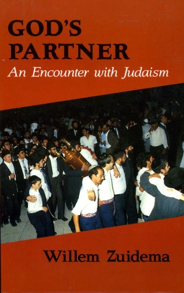 Image for GOD'S PARTNER an encounter with Judaism