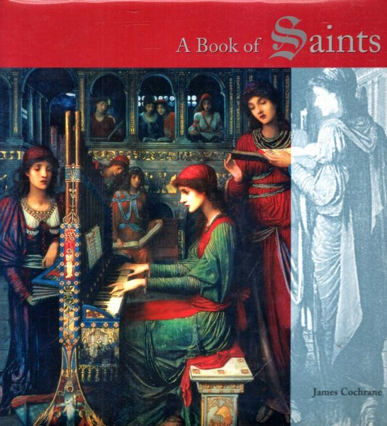 Image for A BOOK OF SAINTS