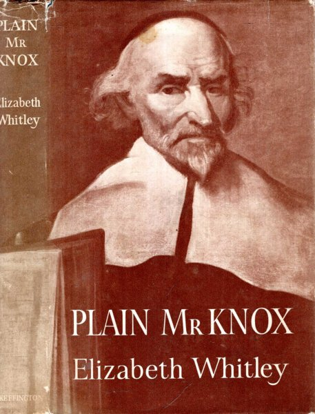 Image for PLAIN MR KNOX