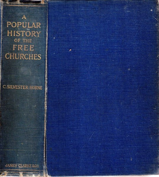 Image for A POPULAR HISTORY OF THE FREE CHURCHES