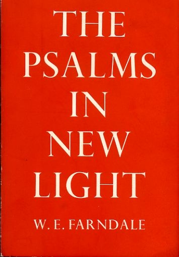 Image for THE PSALMS IN NEW LIGHT