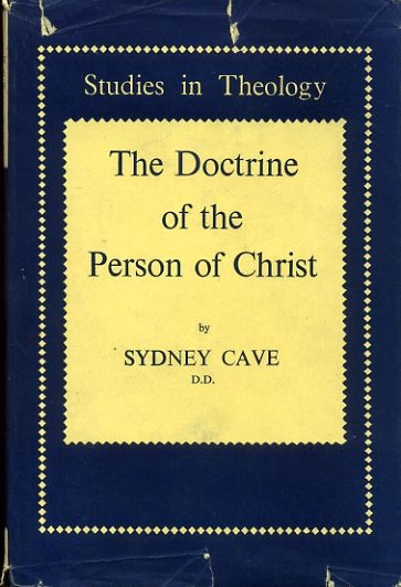 Image for THE DOCTRINE OF THE WORK OF CHRIST