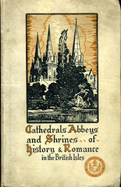 Image for CATHEDRALS ABBEYS AND SHRINES OF HISTORY & ROMANCE