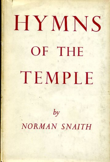 Image for HYMNS OF THE TEMPLE