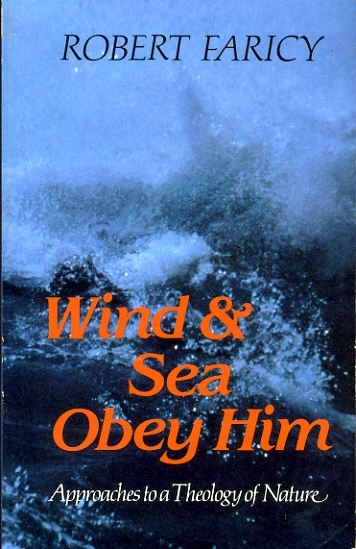 Image for WIND & SEA OBEY HIM approaches to a theology of nature
