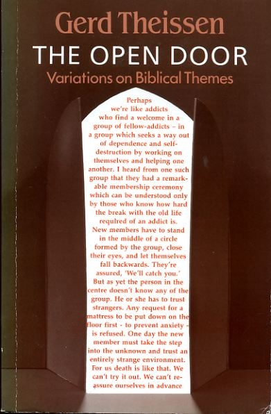 Image for THE OPEN DOOR, variations on Biblical themes