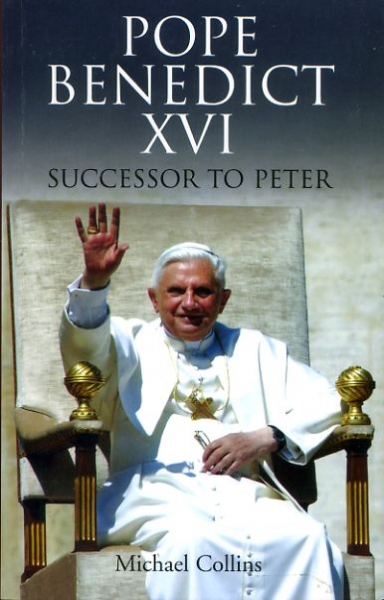 Image for POPE BENEDICT XVI successor to Peter
