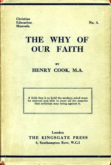 Image for THE WAY OF OUR FAITH