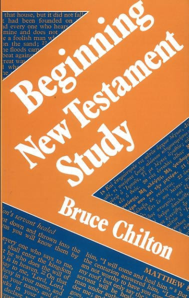 Image for Beginning New Testament Study