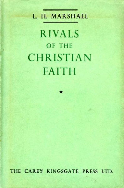 Image for RIVALS OF THE CHRISTIAN FAITH