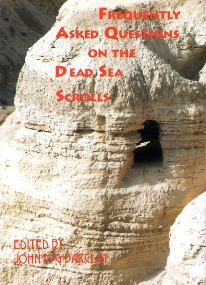 Image for FREQUENTLY ASKED QUESTIONS ON THE DEAD SEA SCROLLS