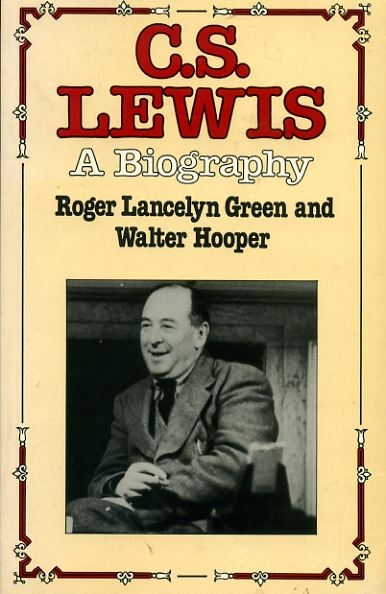 Image for C.S. LEWIS, a biography