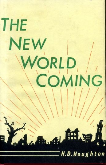 Image for THE NEW WORLD COMING!
