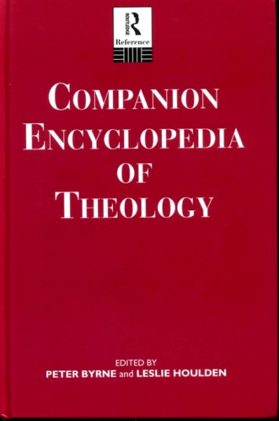 Image for Companion Encyclopedia of Theology
