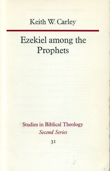 Image for Ezekiel Among the Prophets