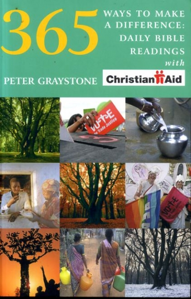 Image for 365 WAYS TO MAKE A DIFFERENCE: DAILY BIBLE READINGS WITH CHRISTIAN AID