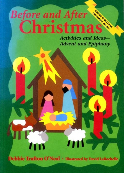 Image for BEFORE AND AFTER CHRISTMAS activities and ideas - Advent and Ephiphany