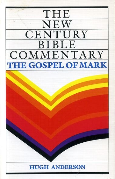 Image for The Gospel of Mark  (New Century Bible Commentary)