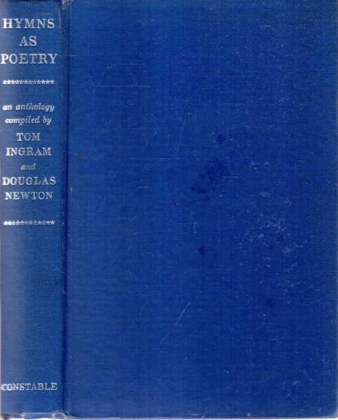 Image for HYMNS AS POETRY an anthology