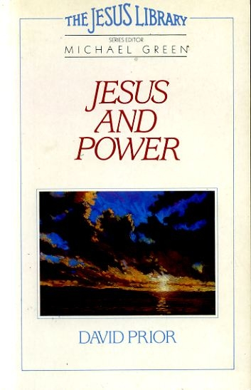 Image for JESUS AND POWER