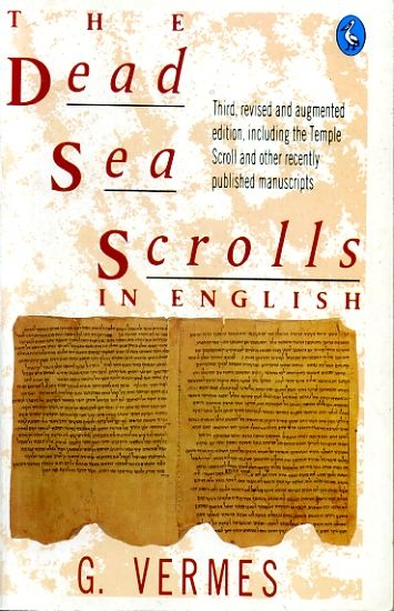 Image for THE DEAD SEA SCRIOLLS IN ENGLISH