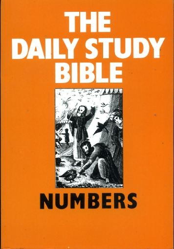 Image for NUMBERS (Daily Study Bible)