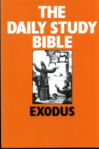 Image for EXODUS (Daily Study Bible)