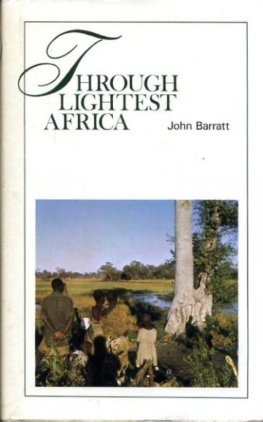 Image for THROUGH LIGHTEST AFRICA