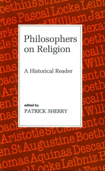Image for PHILOSOPHERS ON RELIGION a historical reader