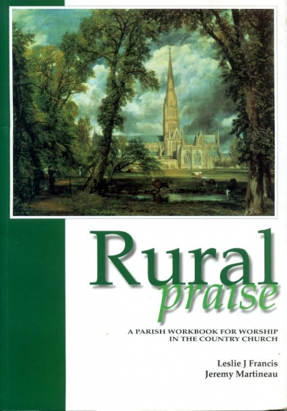 Image for RURAL PRAISE a parish workbook for worship in the country church