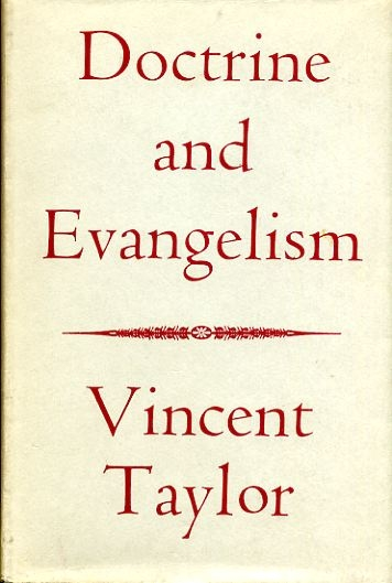 Image for DOCTRINE AND EVANGELISM