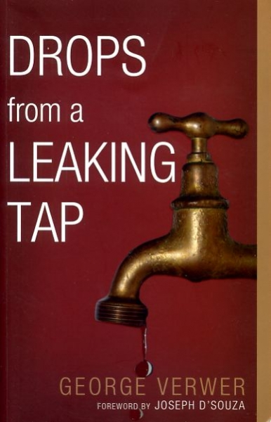 Image for DROPS FROM A LEAKING TAP