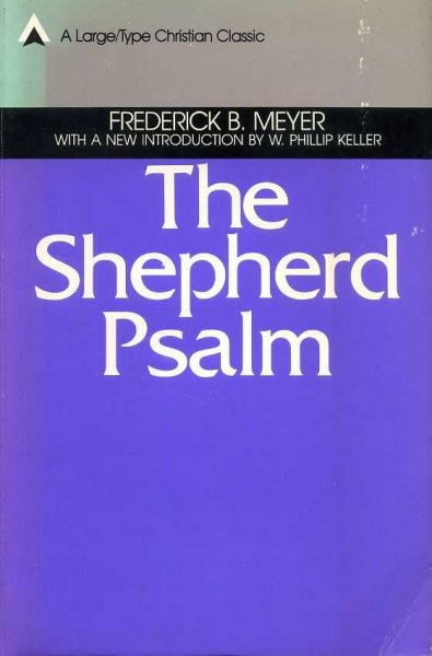 Image for THE SHEPHERD PSALM (Large Print edition)