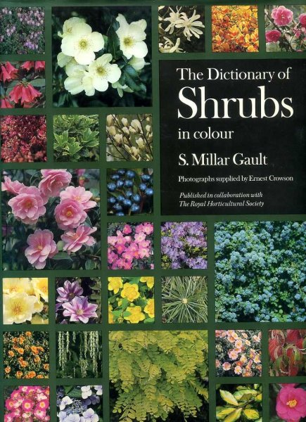 Image for THE DICTIONARY OF SHRUBS in colour